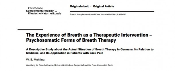 La Breath Therapy (BT)