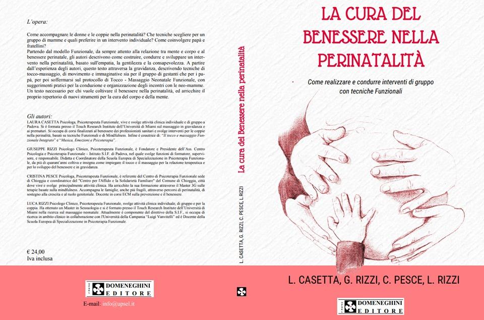 benessere perinatalità libro