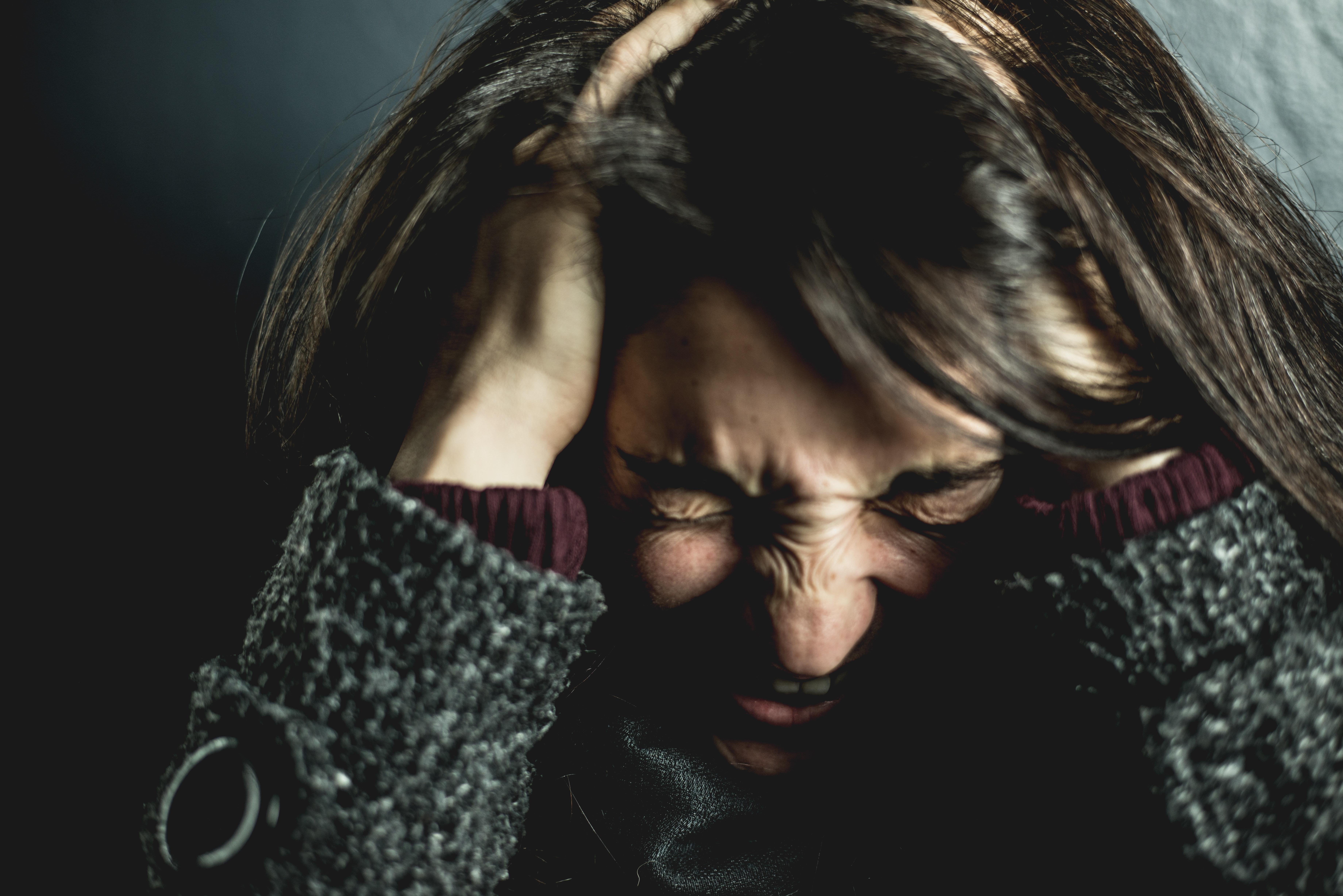 esaurimento emotivo madre