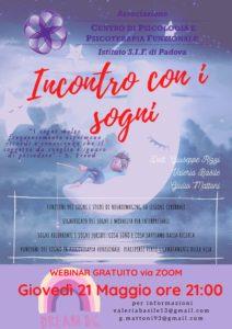 Poster di Incontro con i sogni
