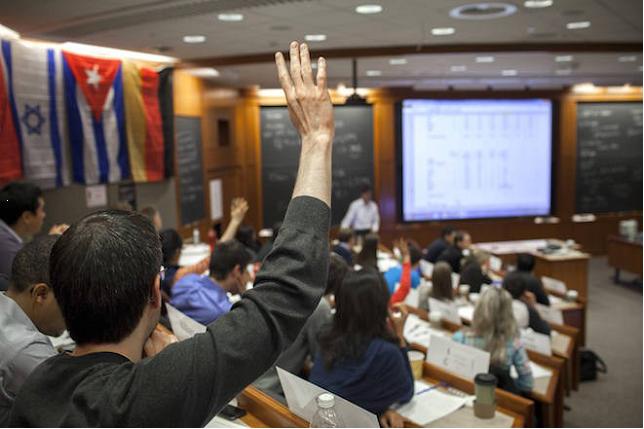 ansia parlare pubblico università