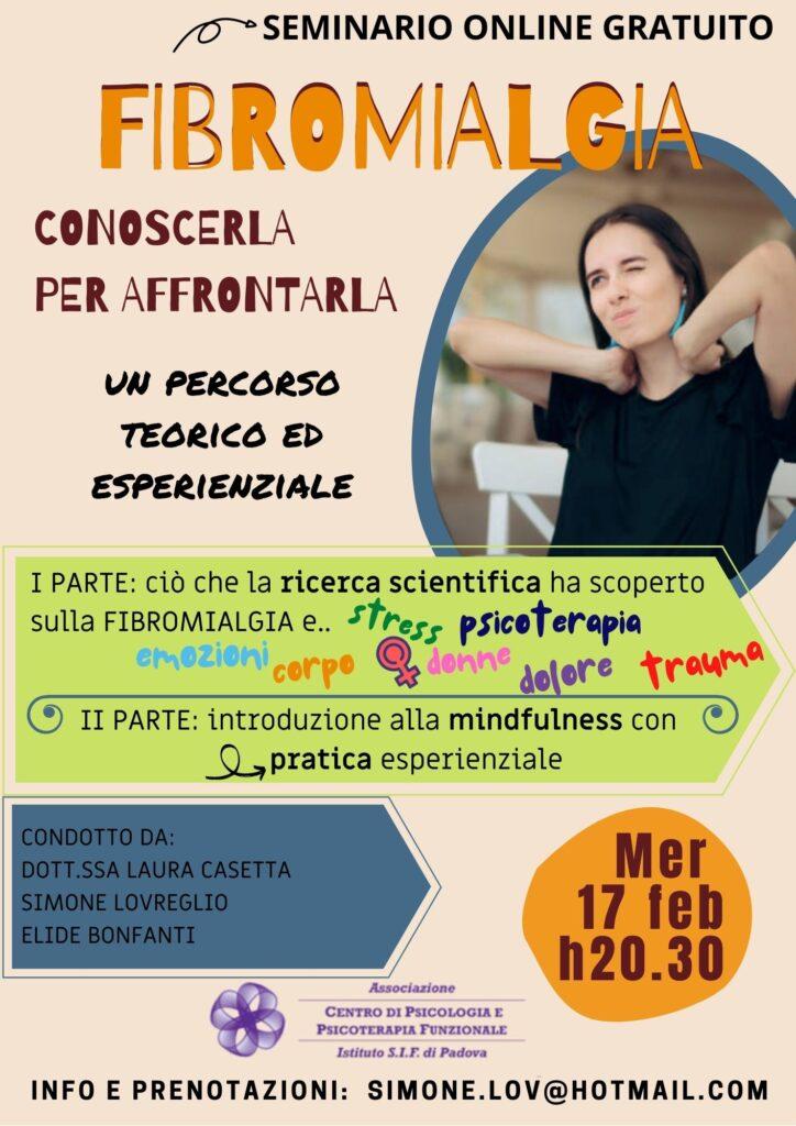 fibromialgia seminario