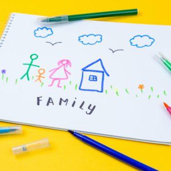 Il disegno per la diagnosi nei bambini